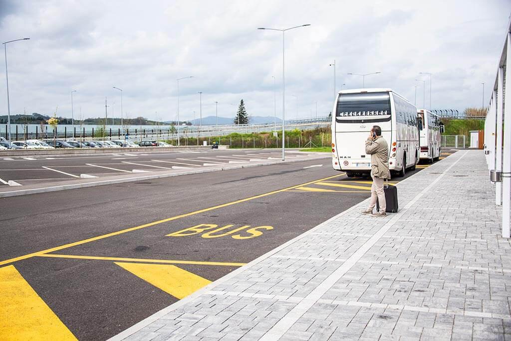 autobus autostrada
